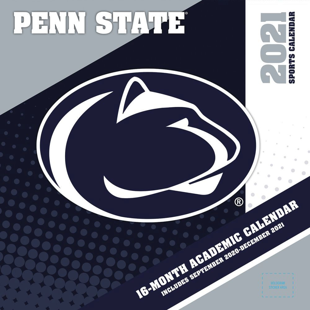 2021 Penn State Nittany Lions Calendars Sports Calendars Com Penn State Nittany Lions Penn State Penn State Athletics