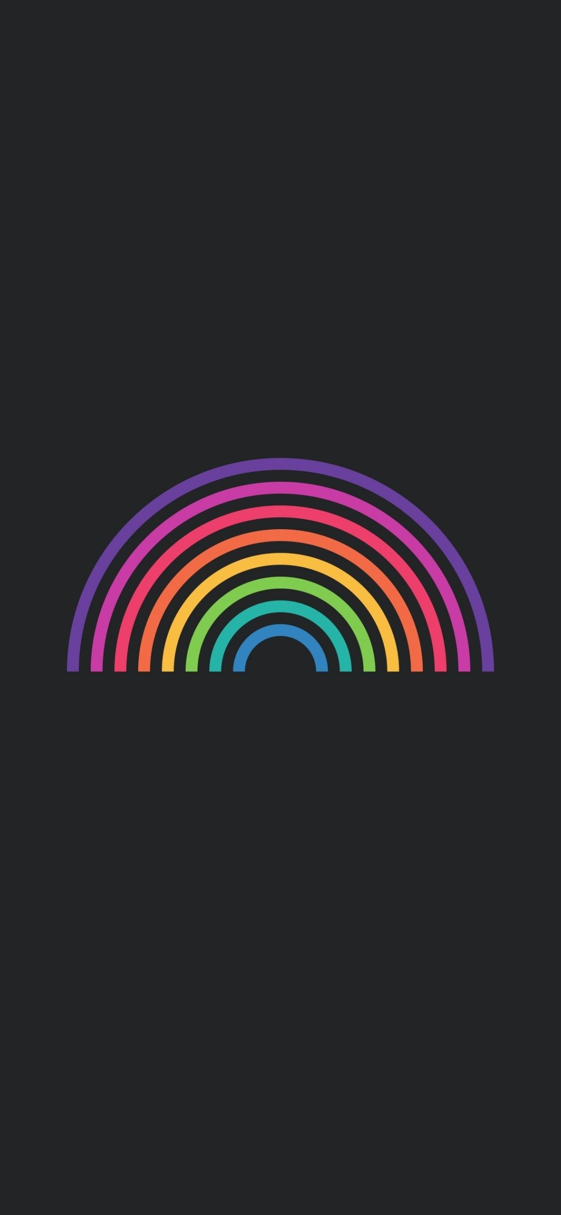 Rainbow Iphone Wallpapers Wallpaper Cave With Images Rainbow Wallpaper