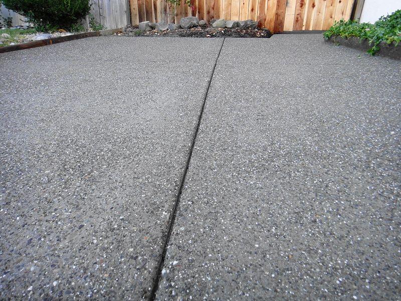 Washed Concrete Finish Concrete Finishes Concr