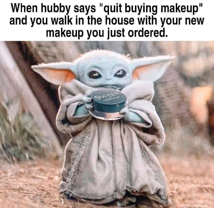 My Sunday Style Yoda Meme Mandalorian Yoda