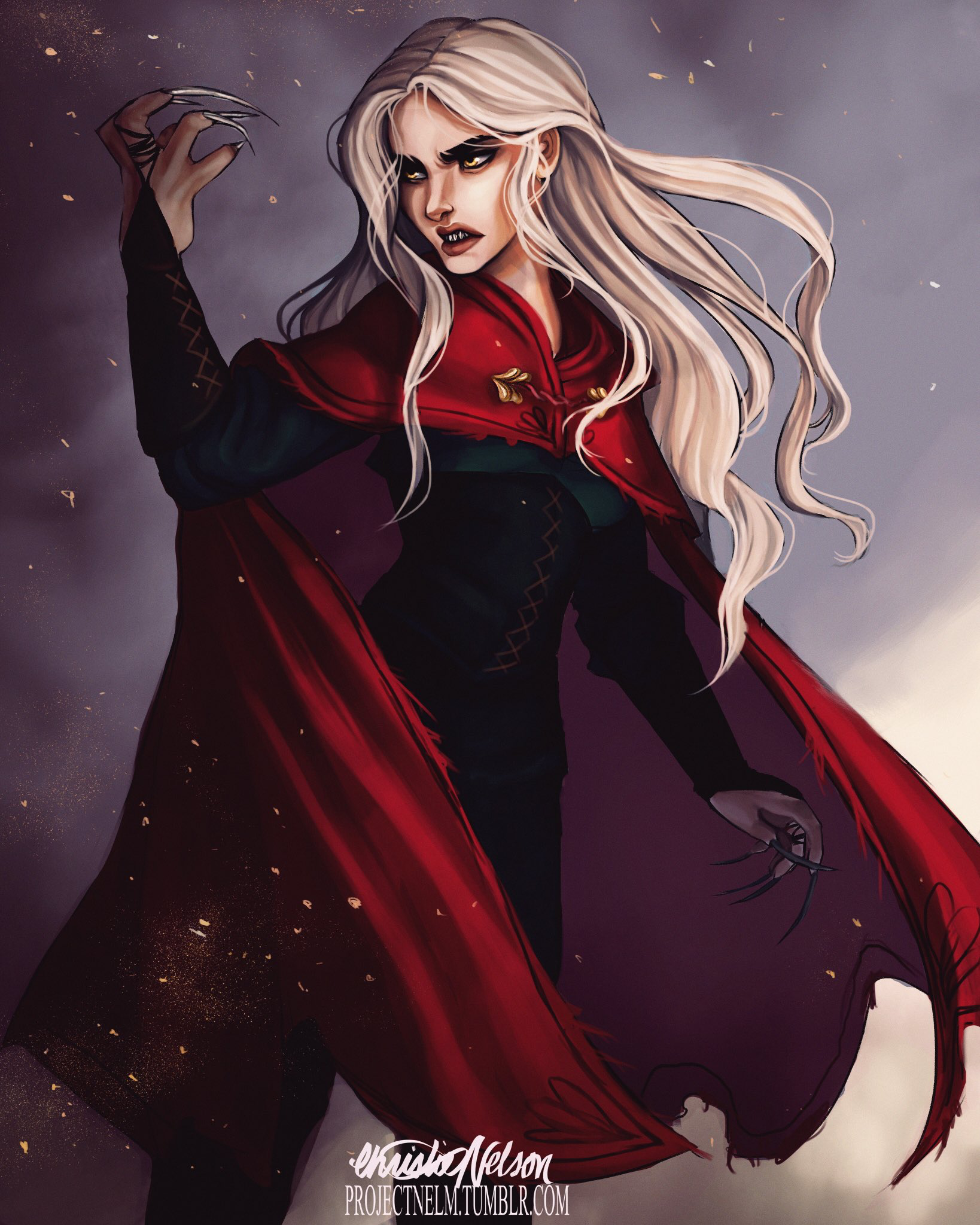 Image result for manon blackbeak fanart