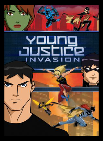 Young Justice Season 2 All Episodes 1 To 20 Watch Online Or Download For Free Download Tv Shows Young Justice Young Justice Season 2 Young Justice Invasion