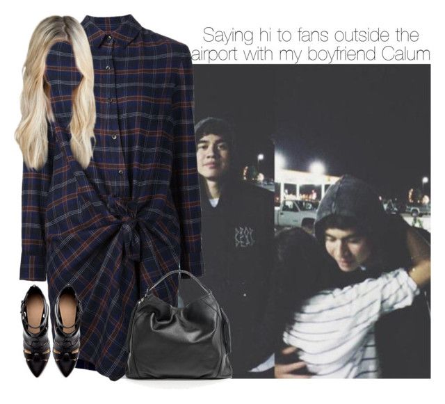 """Calum Hood"" by outfits41d ❤ liked on Polyvore featuring Thakoon Addition, Zara and GUESS by Marciano"