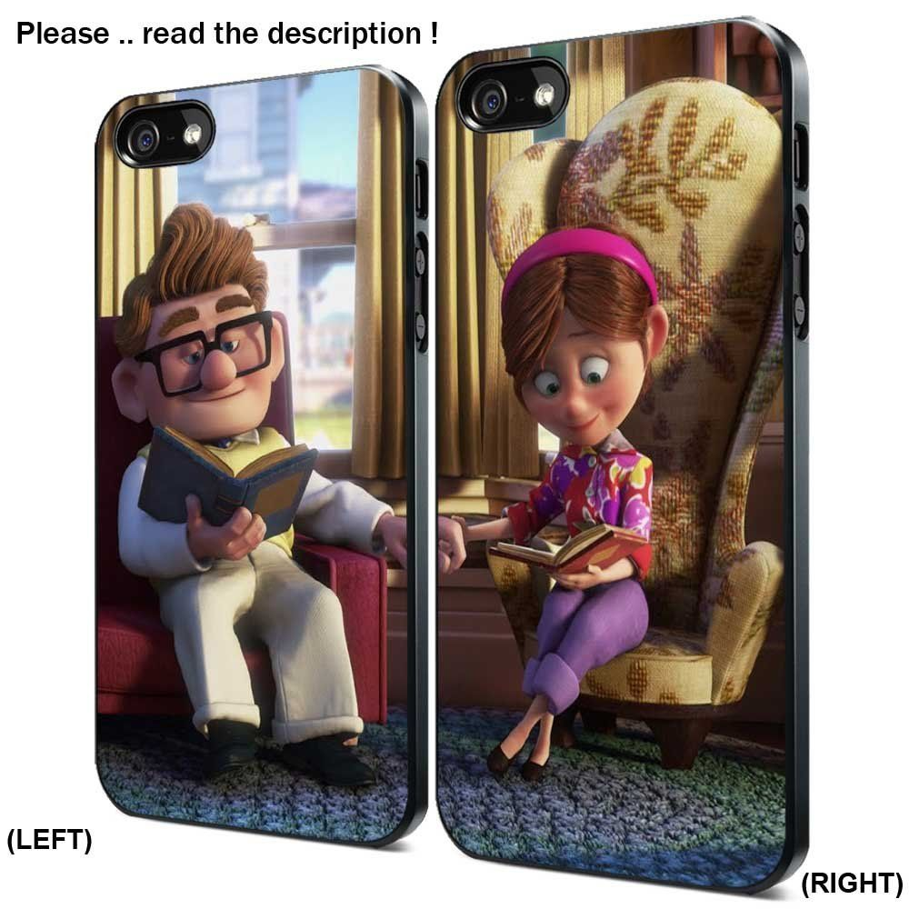 Disney Up Carl and Ellie 3 iphone case