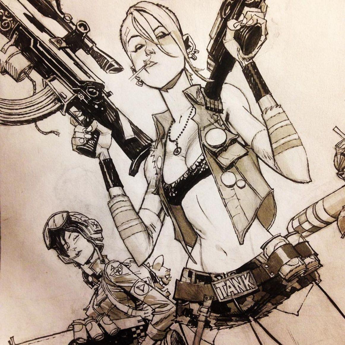 Comics & Comic Art, Women