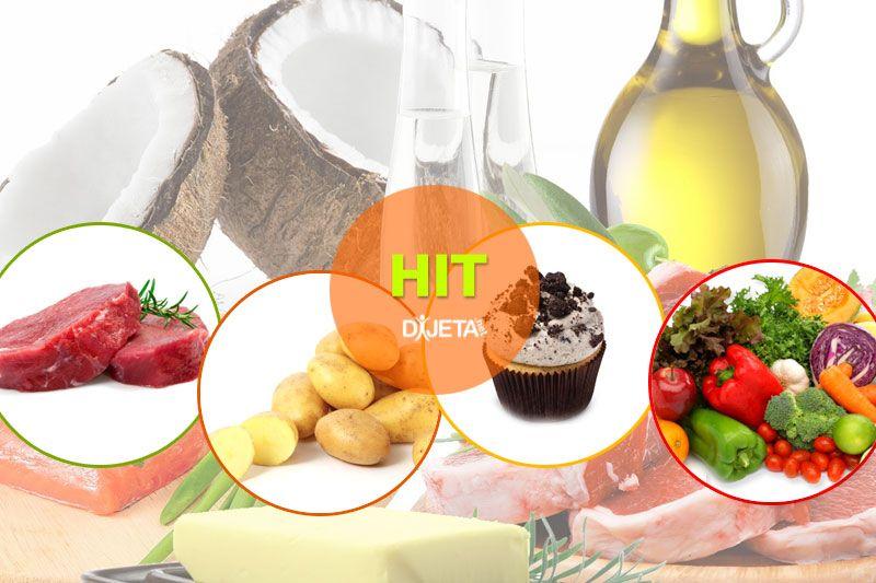 Sada možete razmišljati o izboru zdravih namirnica koje će vam pomoći za mršavljenje.