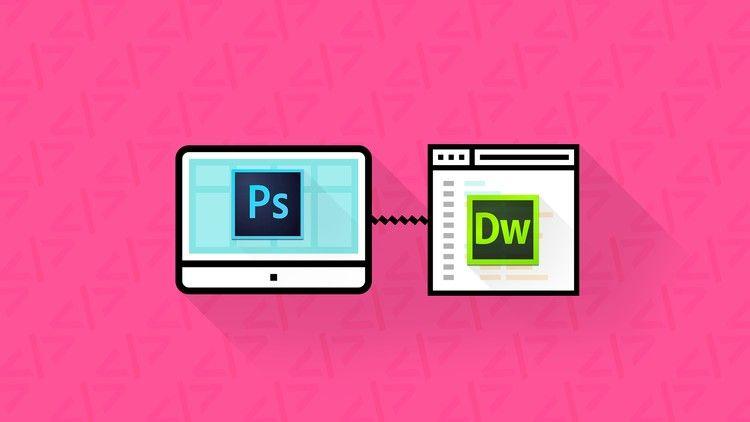de PSD a HTML con CC y Dreamweaver CC