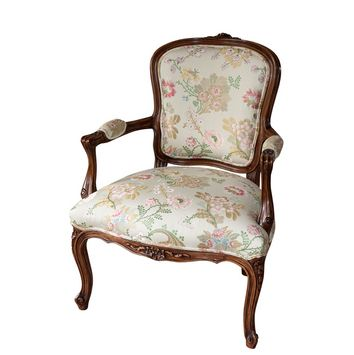 Louis Xv Salon Chair Dome Seat Salon Chairs Salon Chairs