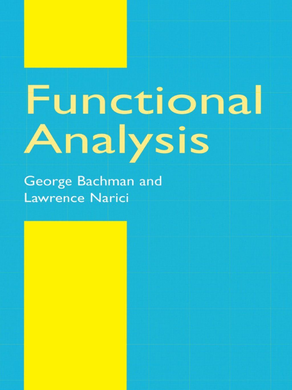 Functional analysis ebook functional analysis inner
