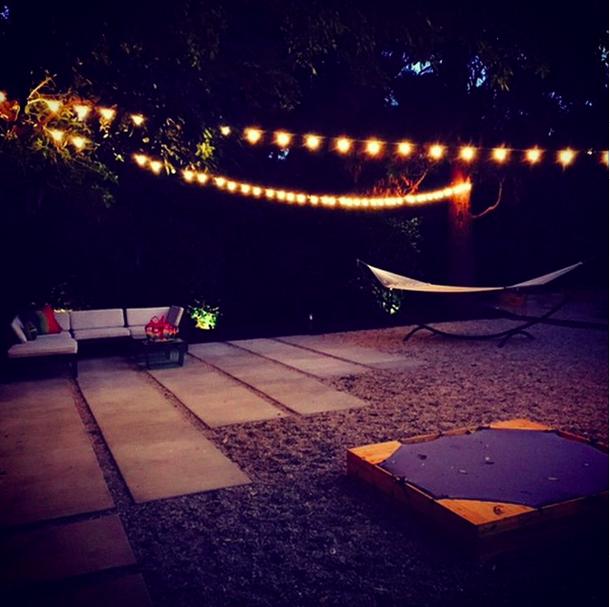 Concrete patio with gravel - Pasadena, Ca by BREAkurban | Turf ...