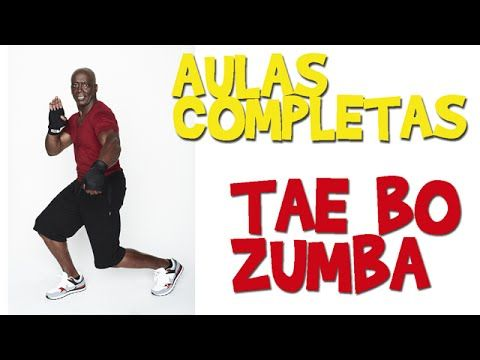Tae Bo Billy Blanks 57 29 Advanced With Zumba Expending