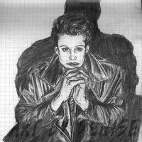 sketch drawings photo: Sigourney Weaver pencil sketch SigourneyWeaverpencilsketchongraphp.jpg