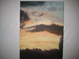 #cloud #clouds #forest #landscape #nature #sunset Contact: RomCGallery@gmail.com