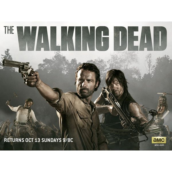 The Walking Dead S4 Spoilers** ❤ liked on Polyvore featuring pictures and walking dead
