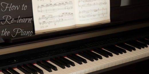 How to relearn the piano after not playing for a long time #hobbies #piano