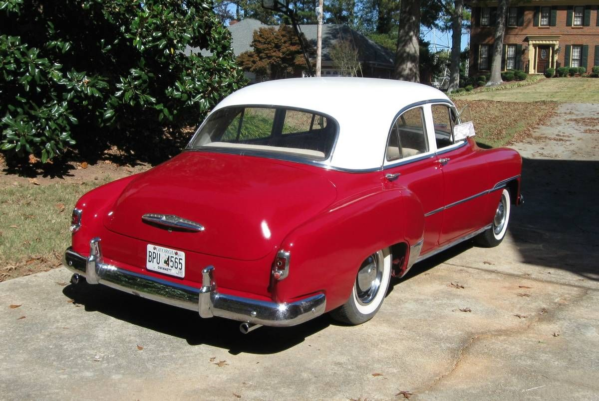 1951 Chevrolet Pinterest Bel Air Airimpalasclassic