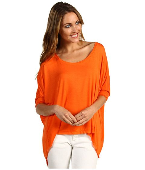 b5a89898e4e2c Culture Phit Adora Modal Top Orange - Zappos.com Free Shipping BOTH Ways