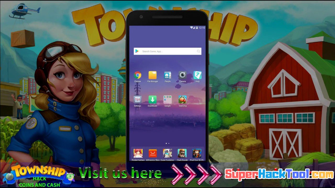 township hack apk android 1 township mod apk download