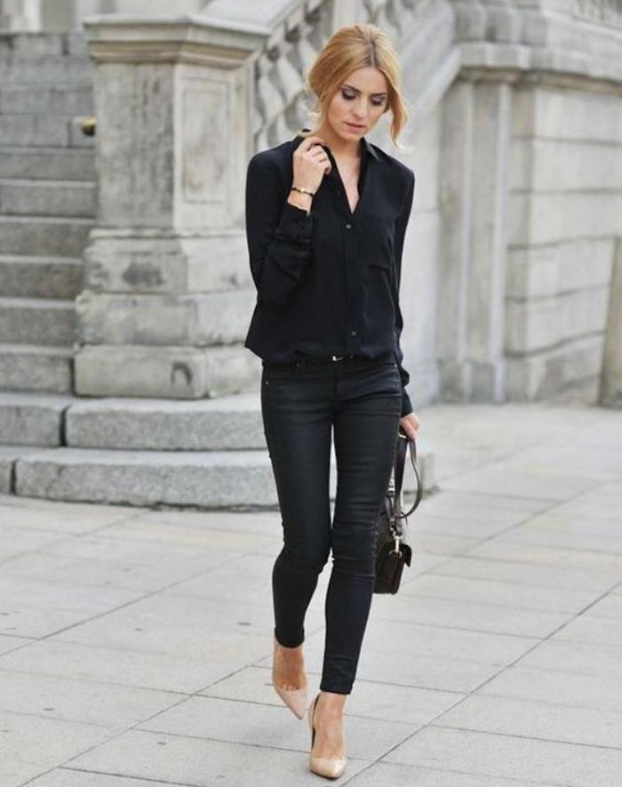 f92206204 18 Outfits increíbles si te encanta como te ves de negro en 2019 ...