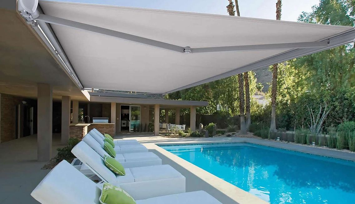 Motorized Awnings perfect for outdoor shade! (With images ...