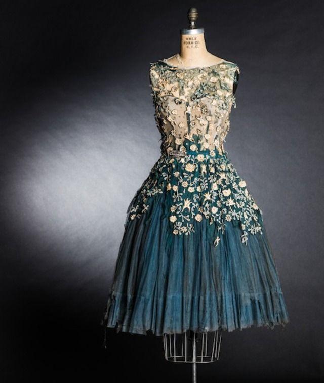 Survivors: Designer Michael Vollbracht rescues vintage fashions to ...