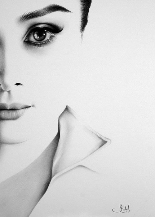 Hyper Realistic Pencil Drawings By Romanian Artist Ileana - 22 stunning hype realistic drawings iliana hunter