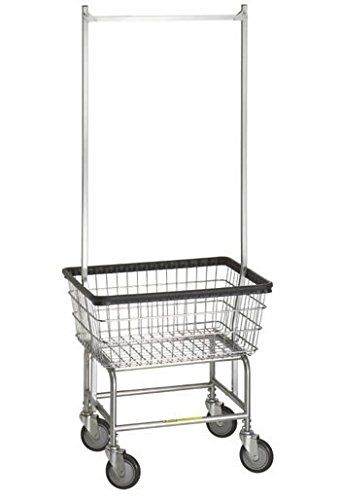 Amazon Price Tracking And History For R B Wire Standard Laundry Cart Double Pole B004ctdivs Laundry Cart Vintage Laundry Commercial Laundry