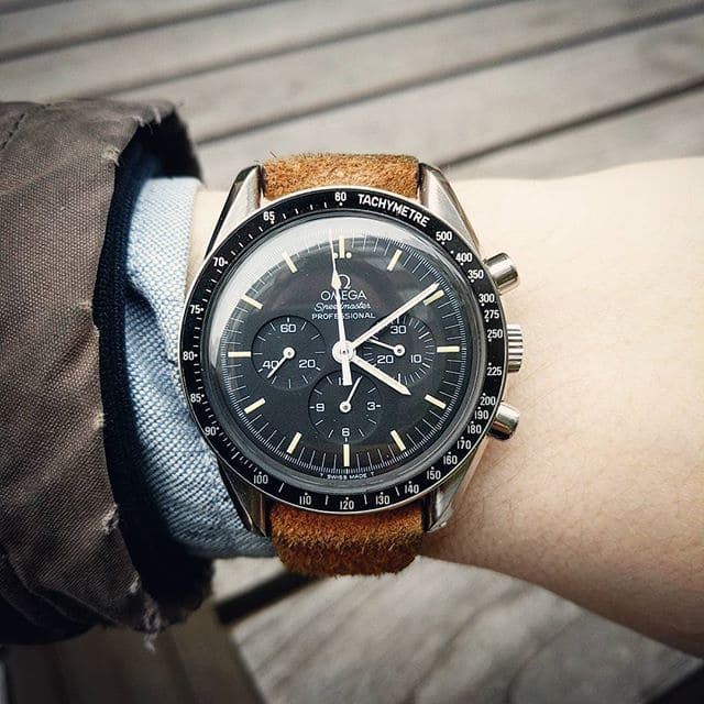 nuovo stile 5c0ea 57485 w&w Instagram Round-Up with a Sinn U1, Omega Speedmaster and ...