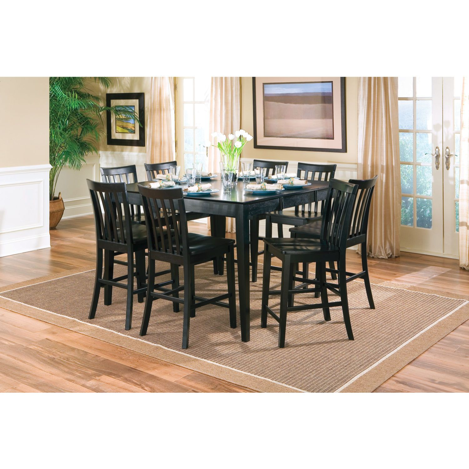 Superieur Kitchen U0026 Dining Room Sets. Dining StoolsBlack Dining TablesCounter Height  ...