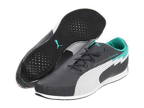 12ab39adb24 Bought these last month - PUMA evoSPEED F1 Low Mercedes Benz ® AMG Petronas