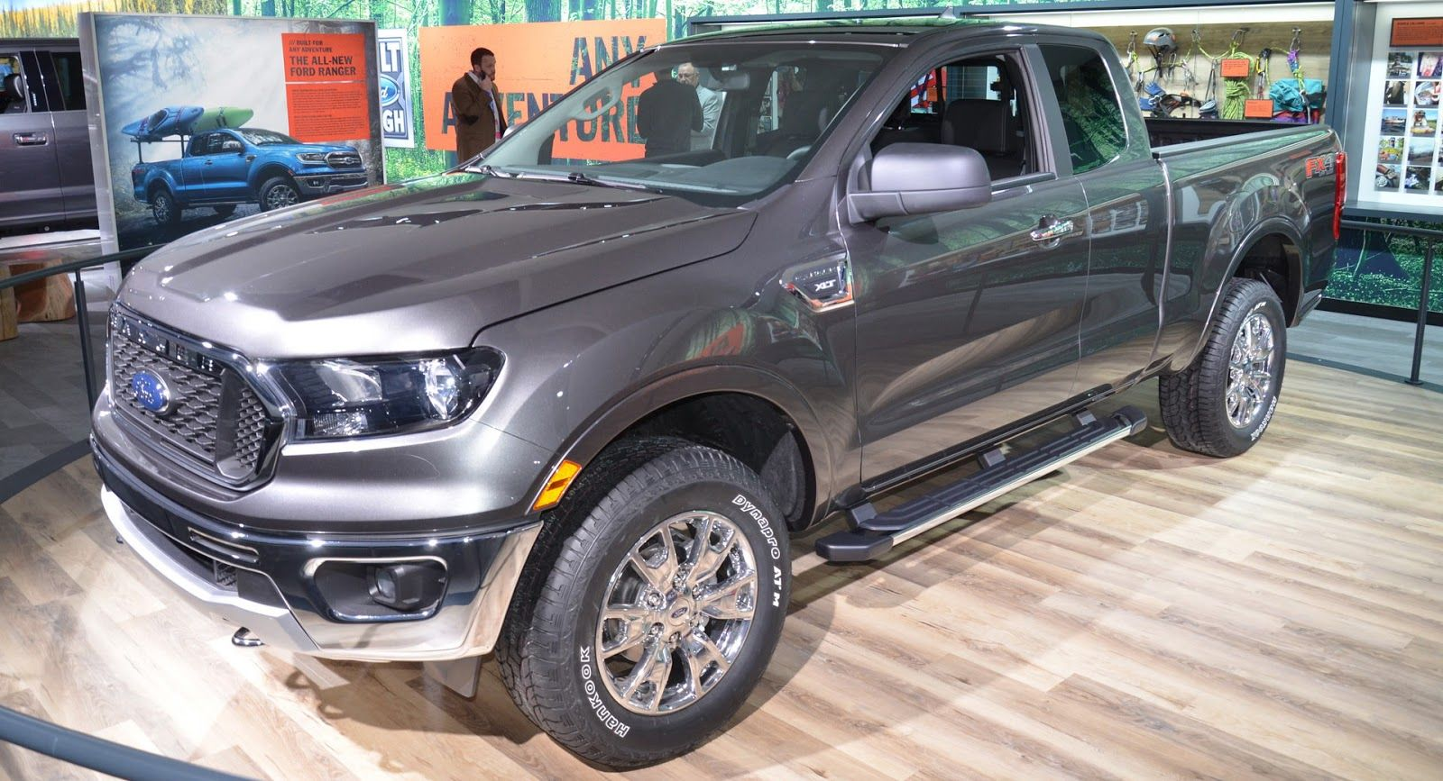 2019 Ford Ranger Wants To Become America S Default Midsize Truck Ford Ranger 2019 Ford Ranger 4x4 Ford Ranger