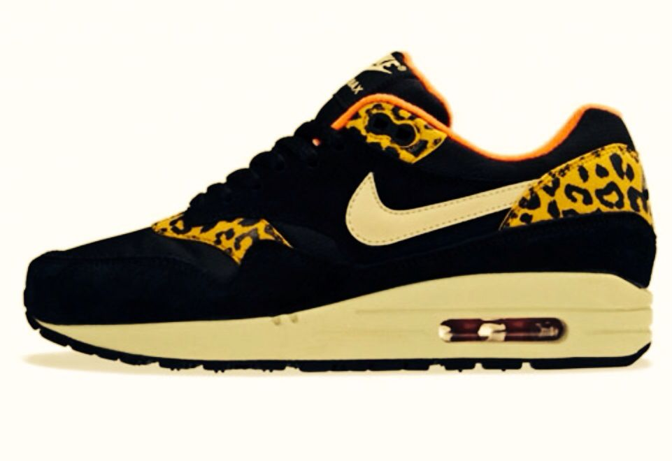Nike air Max panter | Air max, Air max 1, Air max one
