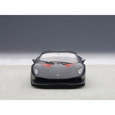 Lamborghini Sesto Elemento 1/43 Diecast Model Car by Autoart #lamborghinisestoelemento