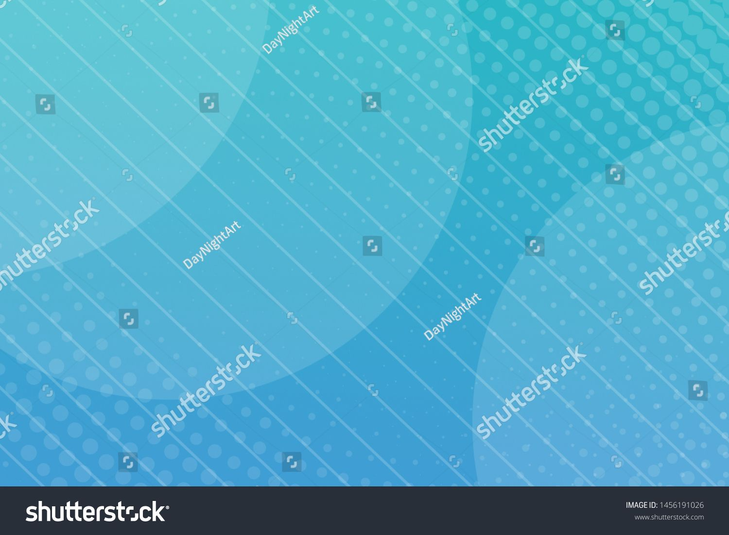 Beautiful azure abstract background Blue neutral backdrop for presentation design Green base for website print base for banners wallpapers business cards brochure banner...