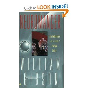 I'll read anything by William Gibson.