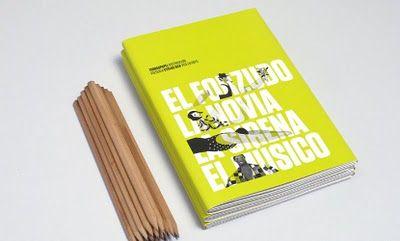 by Jaime Conde-Salazar / Tres Tipos Gráficos / Violeta Lópiz.