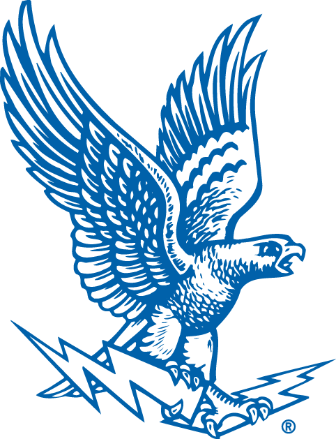 Air Force Falcons Primary Logo (1963) - Flying Falcon ...