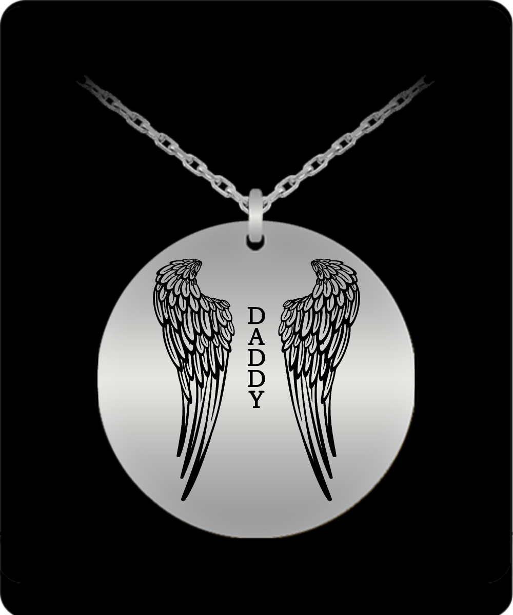 Daddy Necklace December 2017