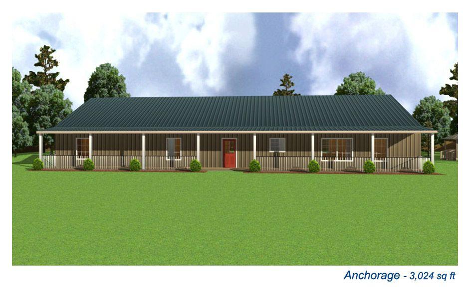Anchorage Ranch House Designs House Plans Farmhouse Duplex House Plans