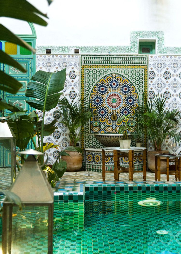 Marrakech riad oriental pinterest marrakesch 1001 for Raumgestaltung 1001 nacht