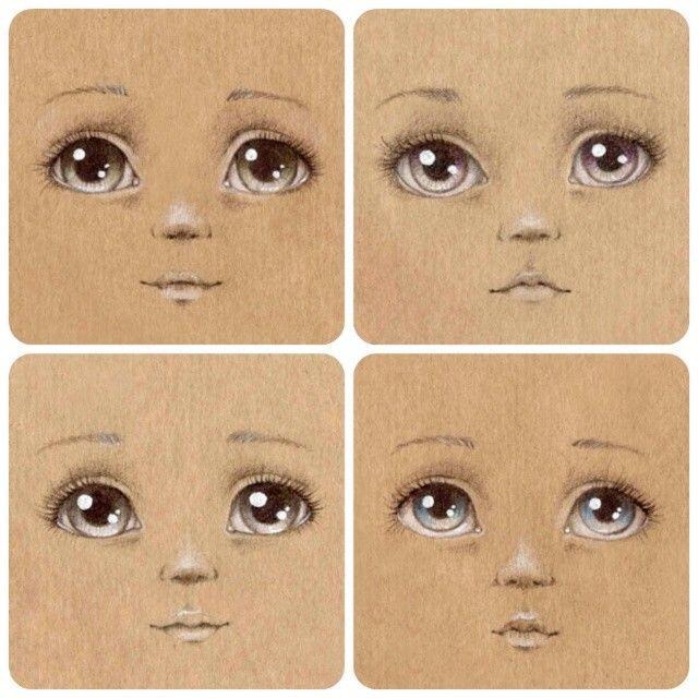 How to make Unique Dolls | bonecas bichinhos de tecidos ...
