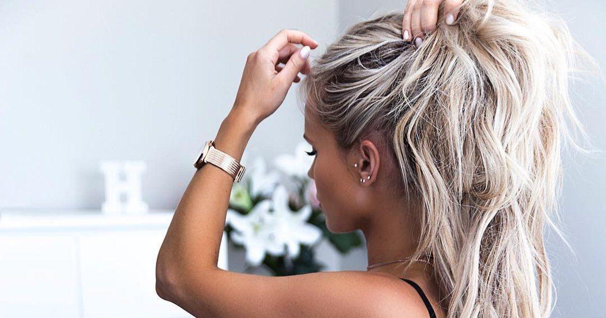Frisuren fur lange haare hochstecken