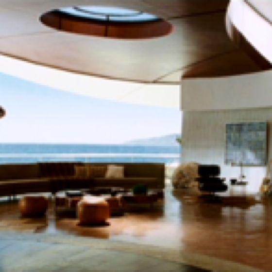 Inside Of Iron Man S Home Iron Man House Tony Stark House Malibu Homes