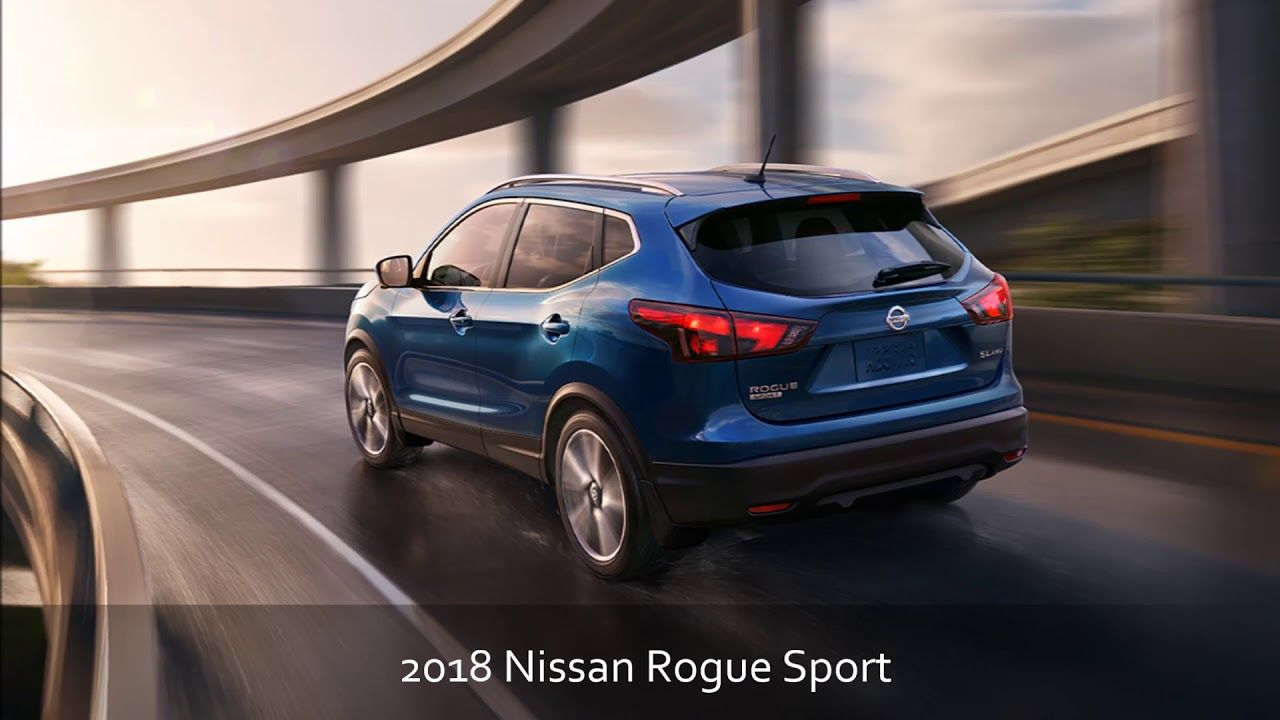 2018 Nissan Rogue Sport from Sutherlin Nissan Serving
