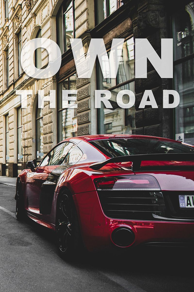 Set your car apart and own the road with a custom vehicle