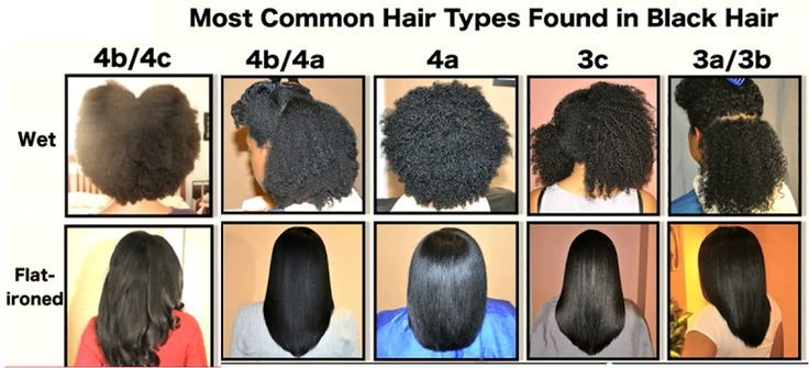 5 Things You Need To Know While Transitioning To Natural Hair Products Styles And More Hair Type Chart Natural Hair Types Textured Hair