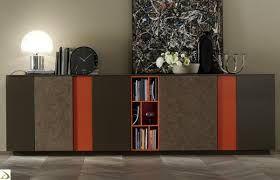 Credenza Moderna 4 Ante Basic : Image result for madia moderna office pinterest