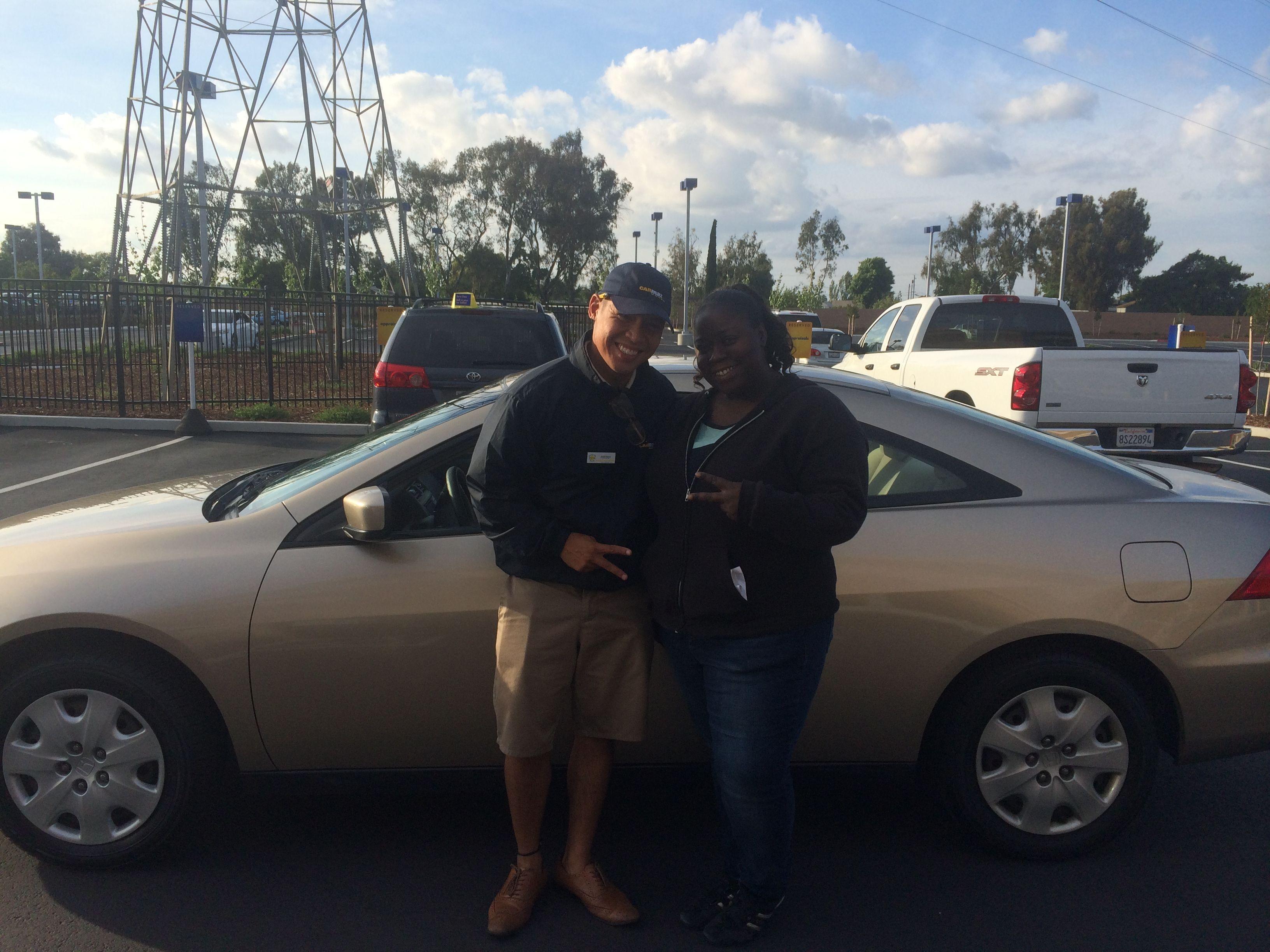Congratulations Jasmine Honda Accord Honda Accord Carmax
