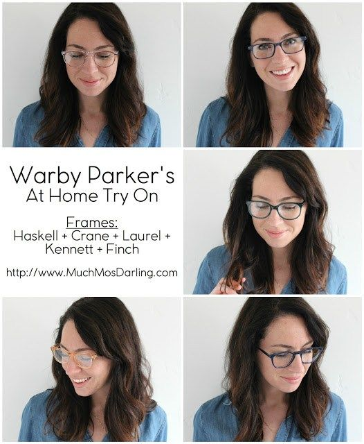 0f98e1e564 Warby Parker s At Home Try On Program  3 - Much.Most.Darling. Overall