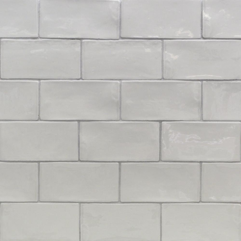 8 mm polished ceramic subway wall tile